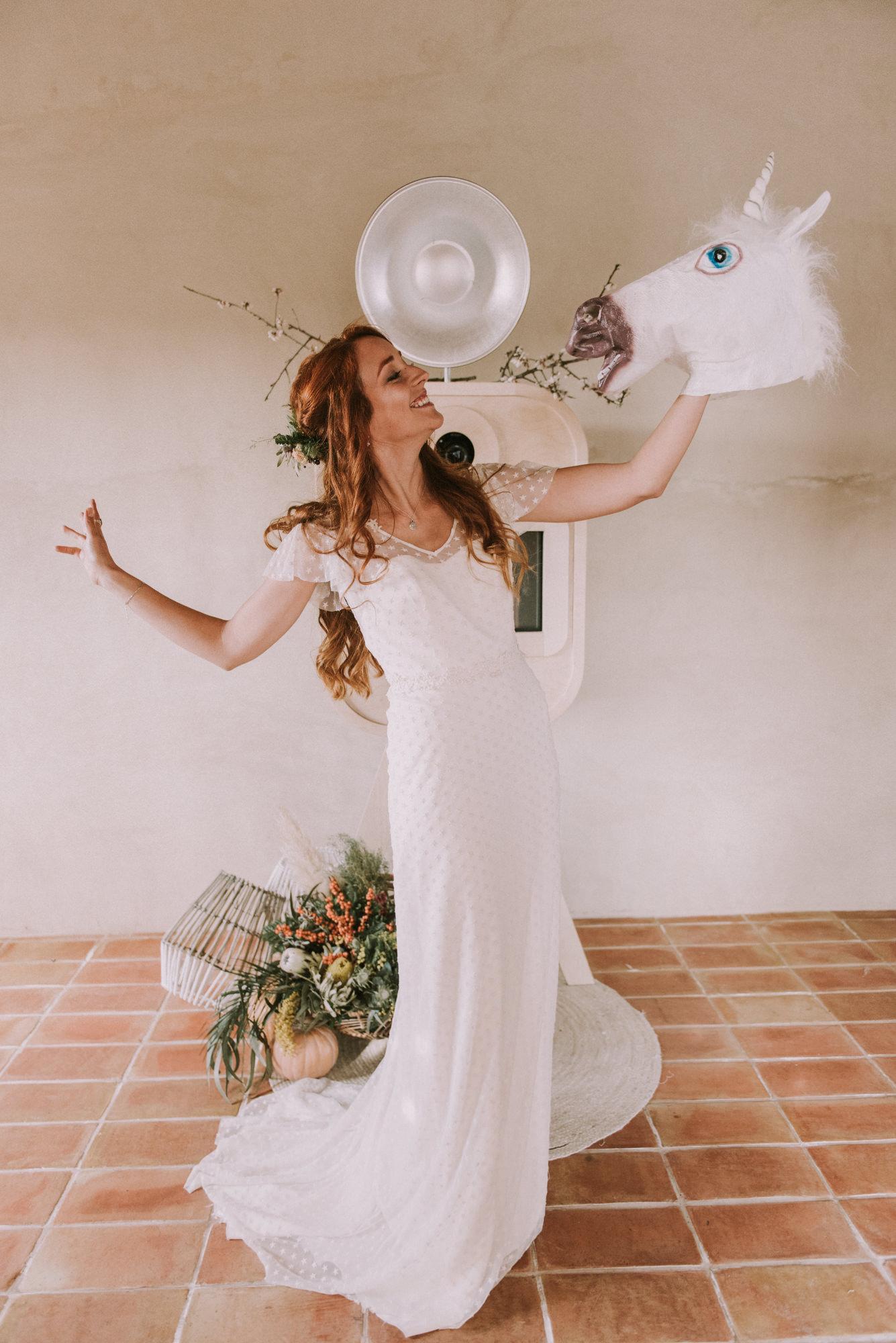 Atrezzo original para bodas y eventos